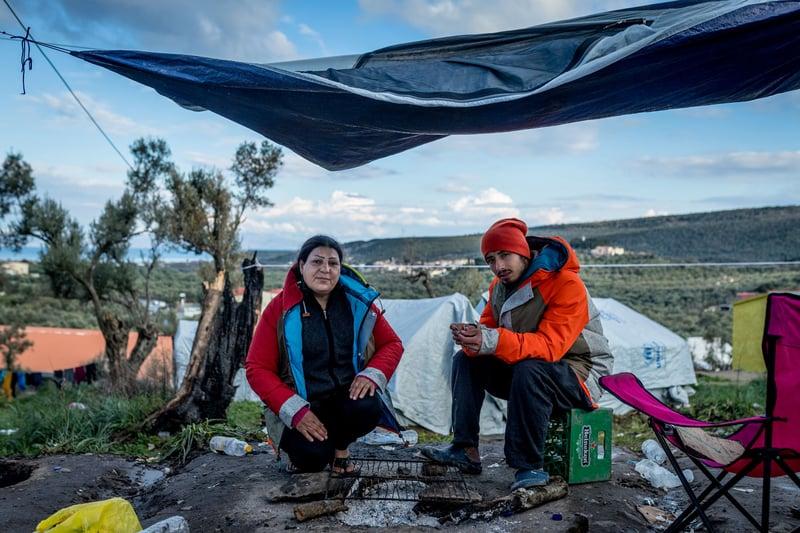 Lesbos-vluchtelingenkamp-2