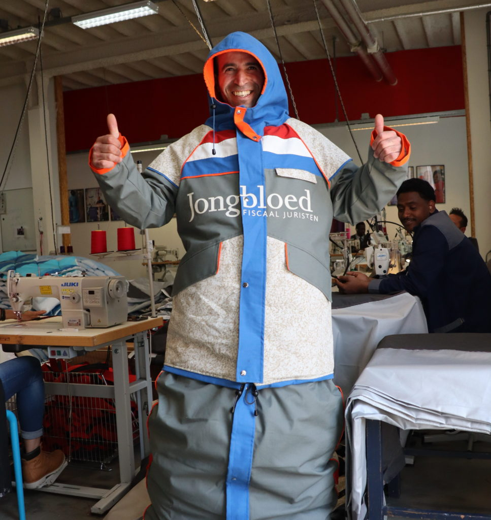 Dit is Sheltersuit