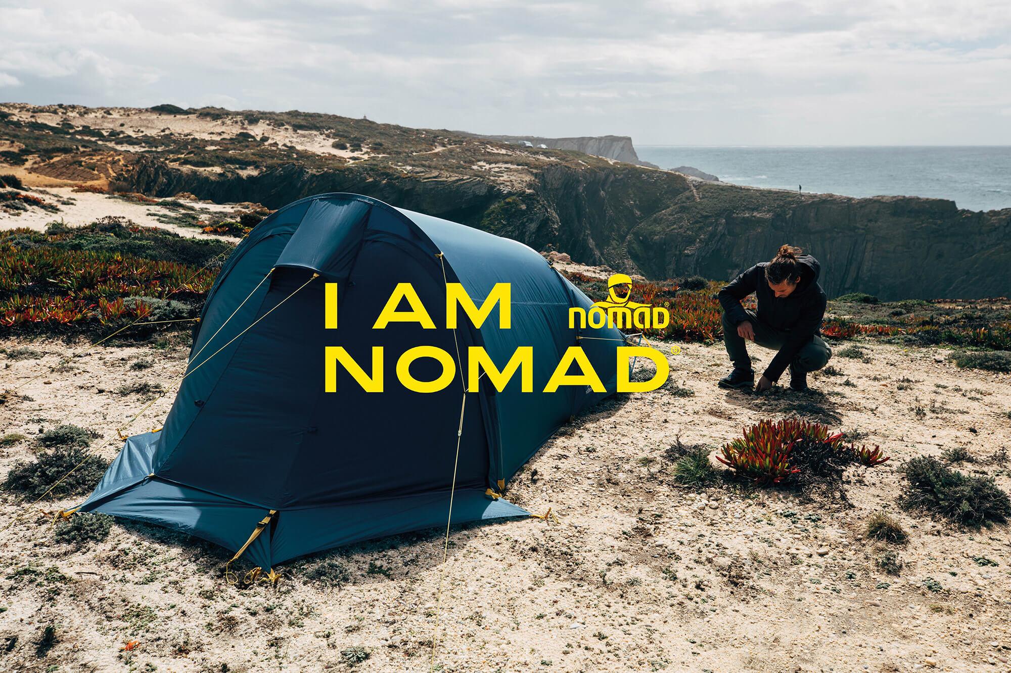 De parallellen tussen outdoormerk NOMAD® en Sheltersuit
